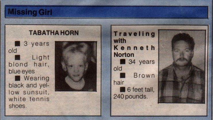 Norton and Tabitha