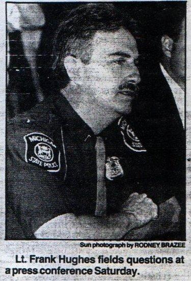 Lt Hughes