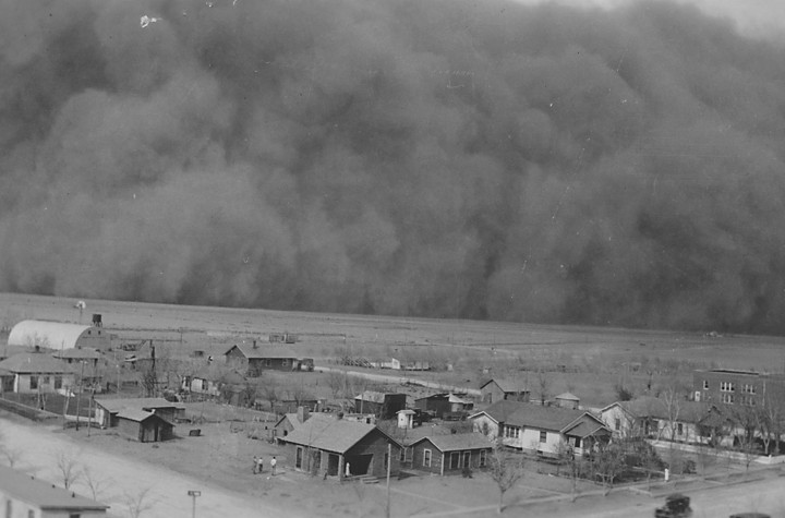 A PM2.5 Storm