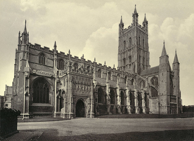 When dogma was oriented towards reality, cathedrals looked like this.