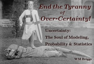 over-certainty