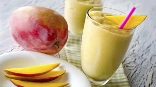 як приготувати смузі з імбиру та манго