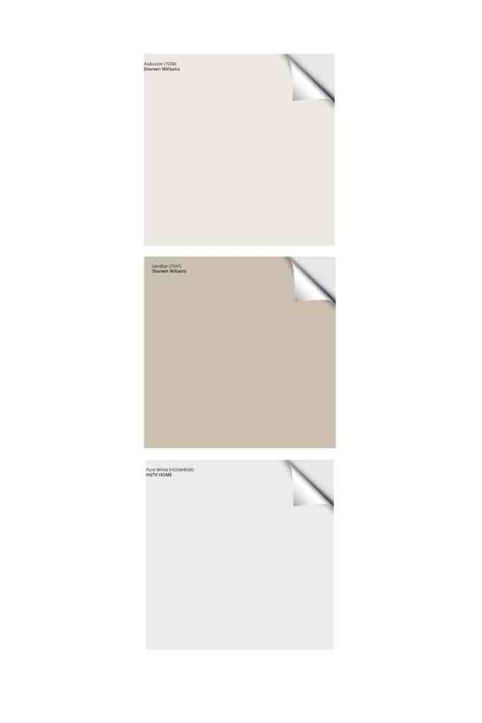 Sherwin Williams Neutral Paint