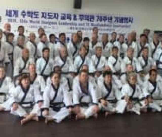 Korean Kodanja Shim Sa 3rd Symposium Youth Leadership Program