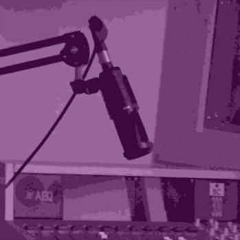 MxCC Radio Station Mic