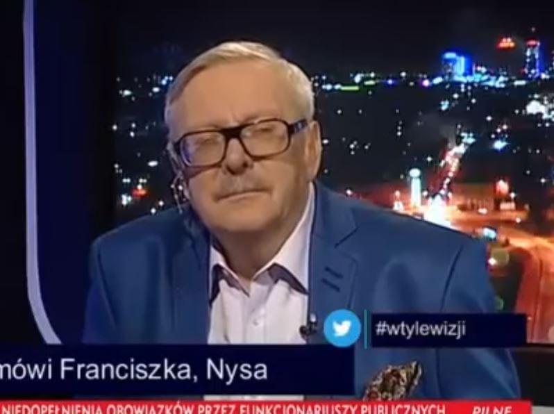Wstrząsający telefon 80-latki do dziennikarza, który bagatelizował banderowskie powitanie podczas Eurowizji.