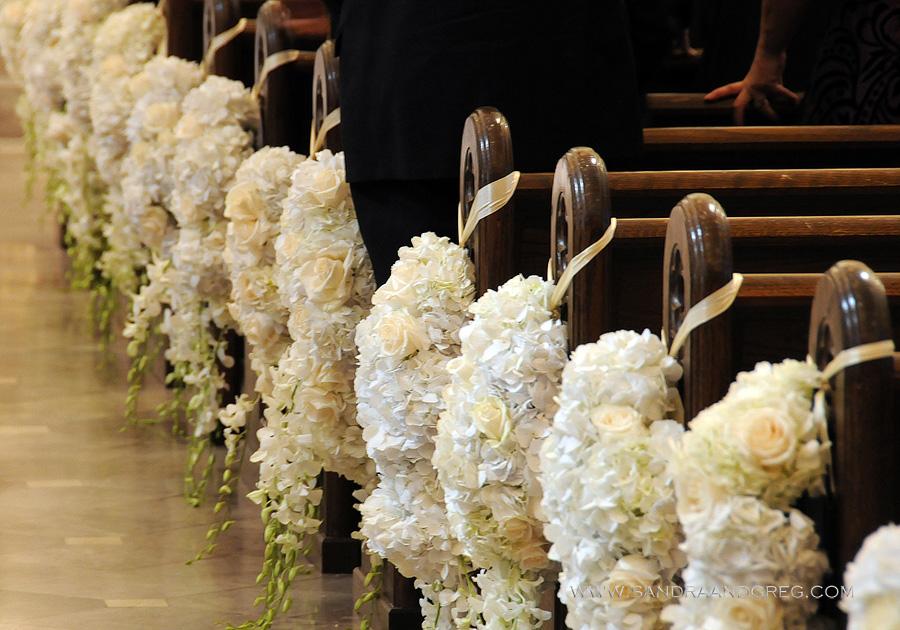 Tuscan Autumn Themed Wedding Fernbank Museum Atlanta GA