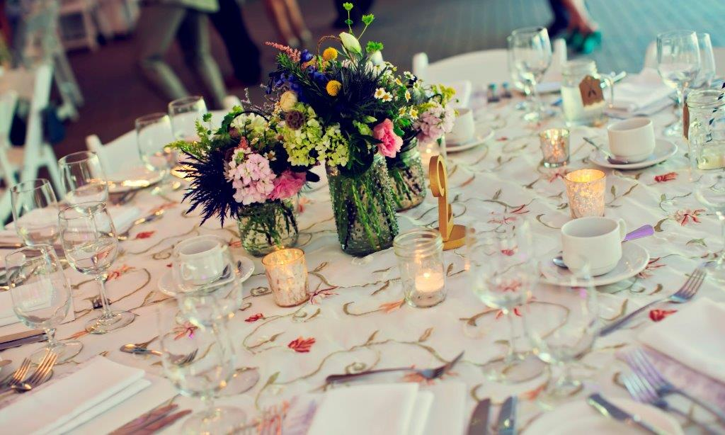 Anne And Colins Boho Chic Wedding WM EventsWM Events