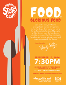 Food, Glorious Food Poster