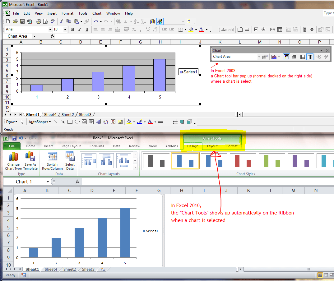 First Thing To Do When Switching From Excel To