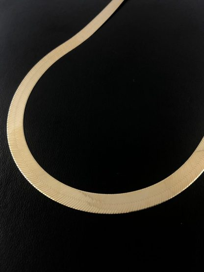 """14K YELLOW GOLD NECKLACE/21.2G/19"""""""