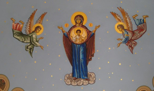 The Theotokos of the Sign