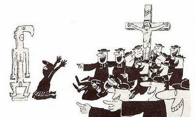Christian Idol Worship