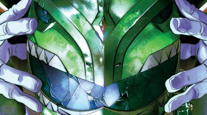 'Power Rangers' #25 starts 'Shattered Grid,' out March 28