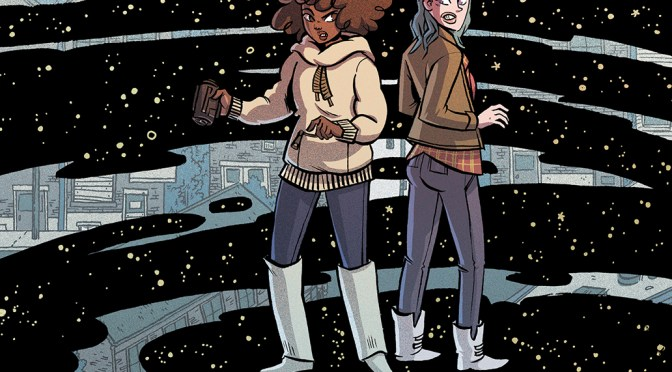 Preview John Allison and Christine Larsen's 'By Night' #1, out June 13