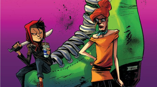 Preview Oni Press' 'Ballad of Sang' #3, out May 16