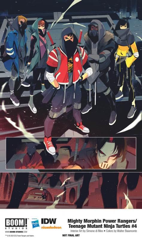 Teenage Mutant Ninja Turtles Archives Wmq Comics