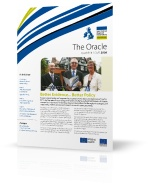 The Oracle newsletter