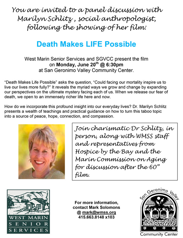 Death Makes Life Possible - 671x870