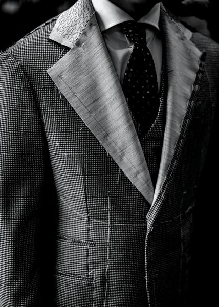 Курс «Мужской костюм»