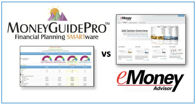 eMoney Advisor vs. MoneyGuidePro: Which is the Best Financial Planning Software?