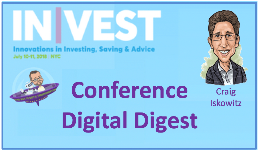 Digital Digest from the InVest 2018 Conference