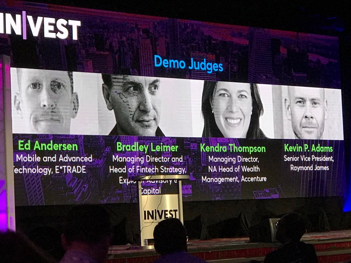10 Disruptive Demos from InVest NYC 2018
