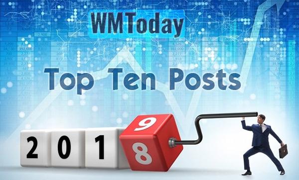 Top 10 WMToday Posts from 2018