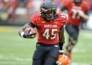 Brandon Ross will have to compete with Albert Reid and Wes Brown for the starting spot. (Courtesy of UMTerps.com)