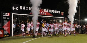The Terps were unable to push a goal across in their first Big Ten game at Ludwig Field. (Courtesy of UMTerps.com)