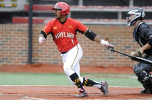 Terps unable to defeat Indiana in second game of the series. (Courtesy of UMTerps.com)