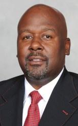 Maryland interim head coach Mike Locksley. (Courtesy of UMTerps.com)
