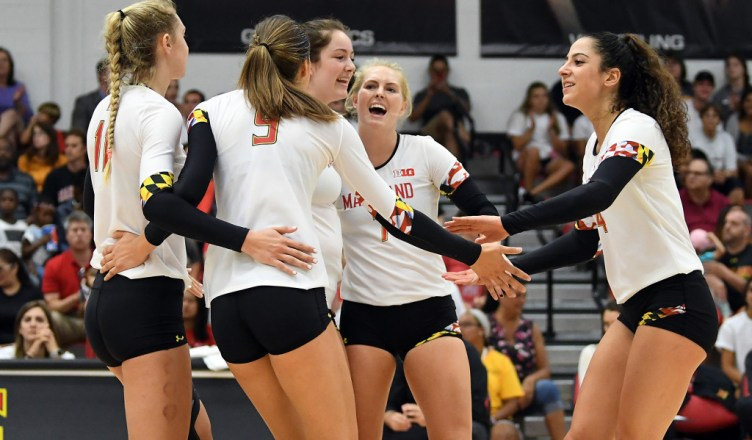 Terrapins Sweep Maryland Invitational To Open Season