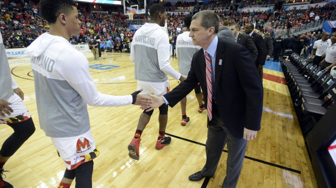 Maryland men's basketball