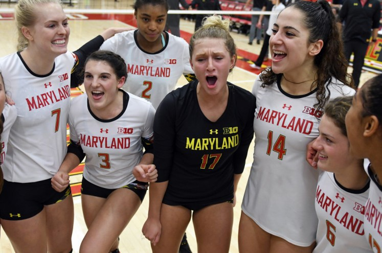 Maryland volleyball