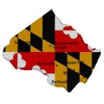 Montgomery County - Maryland Flag