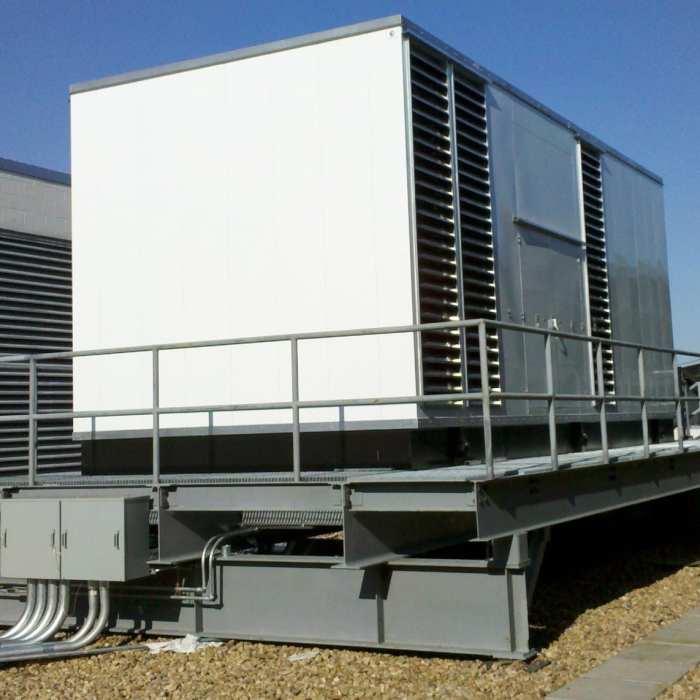 IDB Generator Replacement