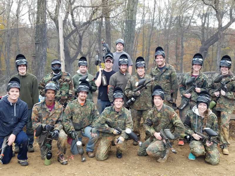 Paintball at Hogback Mountain