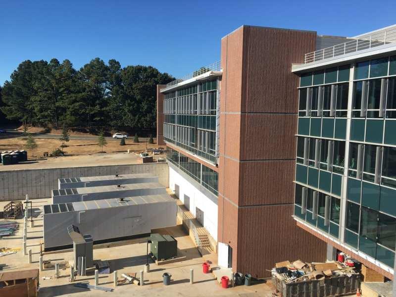 NFCU Campus Development Update