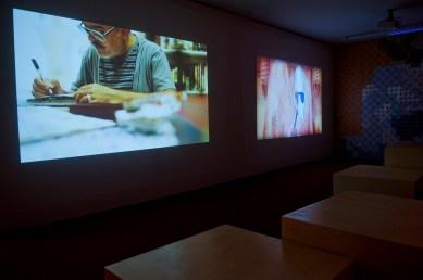 sala de vídeo