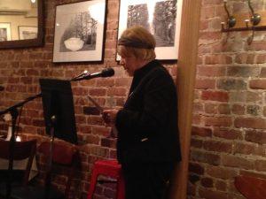 Open Mic Night - Harriet Shenkman