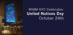 United Nations Day - WNBA-NYC