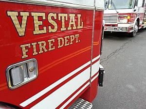 Fire Prompts Evacuation At Vestal Business