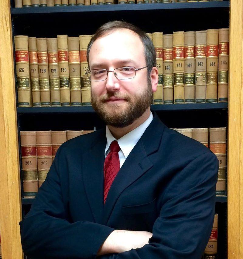 About Attorney Asheville firm photo 0 Scott K. Dillin