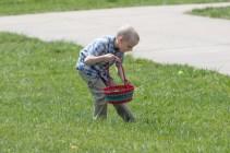 church easter egg hunt-25