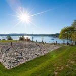 Bostalsee: Eröffnung Wassersportsaison und Inbetriebnahme neue Steganlage