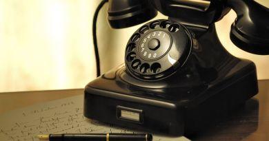 Seniorensicherheitsberater warnen vor Telefonanrufen