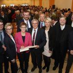 CDU im St. Wendeler Land traf sich zum Neujahrsempfang