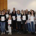 Gemeinschaftsschule Türkismühle: Erfolgreiche Teilnahme an der AG Wirtschaft