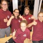 Kinder- und Jugendchor Freisen mit neuer Chorkleidung im Sommerkonzert